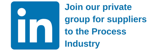 Join our private Linkedin group for the process industry